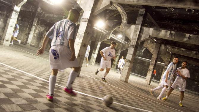 Más pistas polideportivas e instalaciones deportivas municipales gratuitas