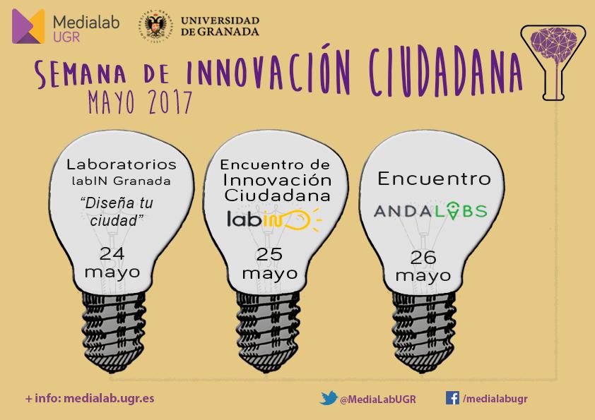 I Encuentro de Innovación Ciudadana.