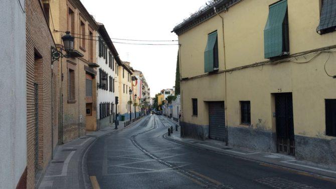 Peatonalización de Calle Molinos