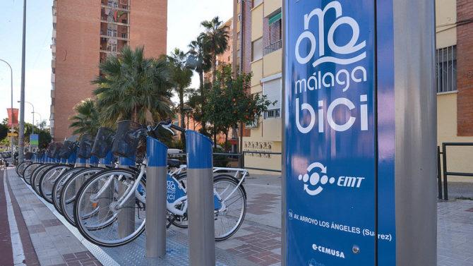 Servicio público de bicicletas