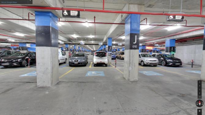 Parkings disuasorios