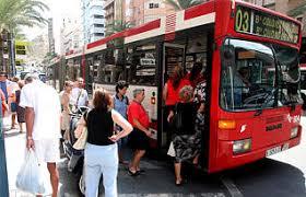 Aplicación buses