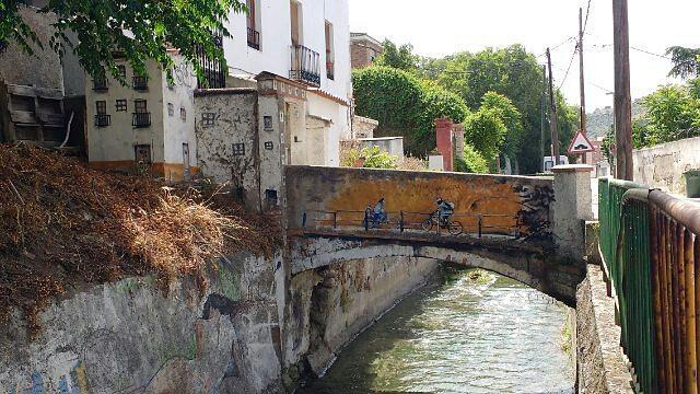 Remodelar el paseo de las Palmas de Granada