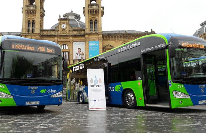 Electrificación del transporte en Granada