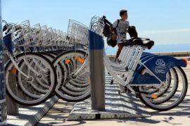 Biciletas electricas públicas