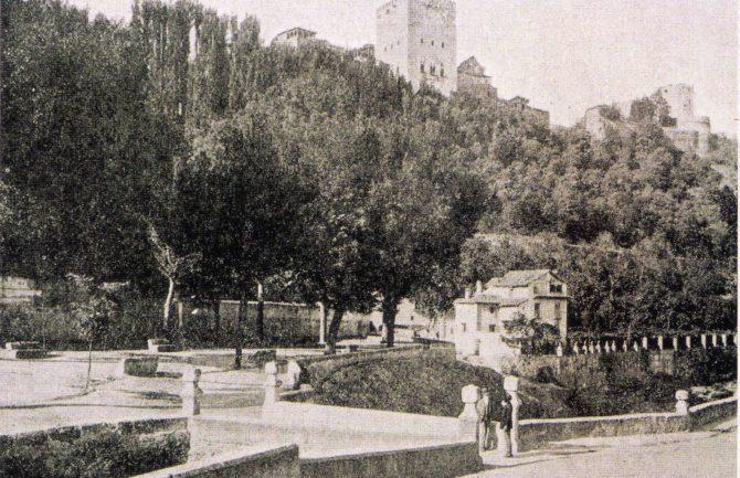 Realizar un acceso a la Alhambra por el Carmen del Aljibillo y puesta en funcionamiento del hotel Reuma como centro de investigación de las zambras del Sacromonte..