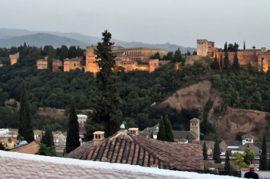 Telecabina Mirador de San Nicolás-Alhambra