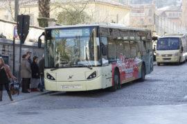 El transporte público te acerca a los pueblos de la provincia