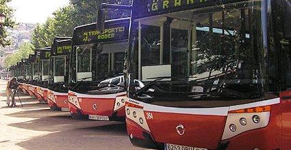 Mejora del transporte en Granada