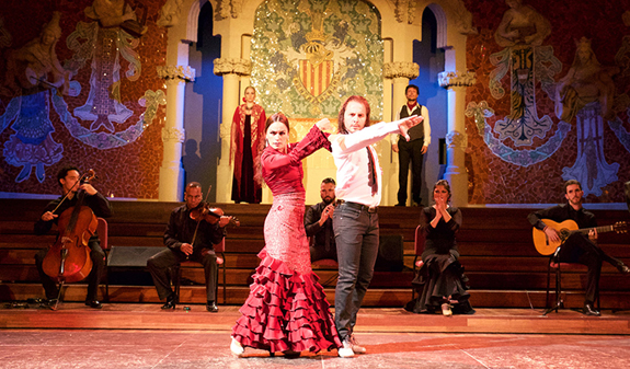 Flamenco everywhere