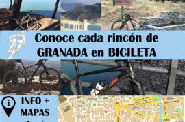 Conoce Granada en bici