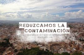 Reduzcamos la contaminación
