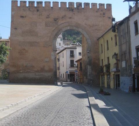Gran Obelisco a los 4 Ríos de Granada