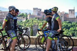 Rutas en bici con guía turístico por Granada