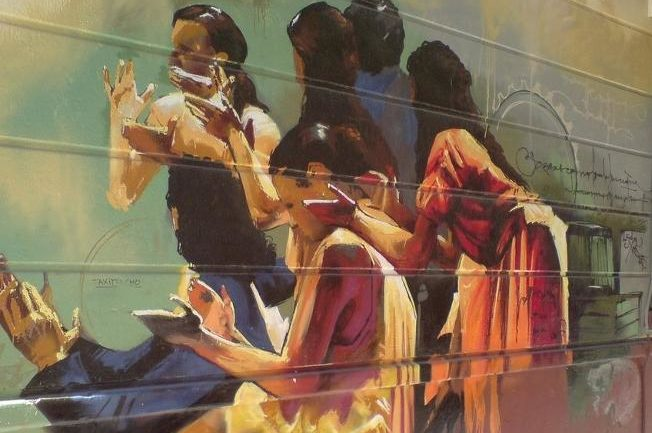 Actuación y clases gratuitas de flamenco en espacios abiertos