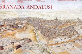 Granada andalusí a través de su historia y su toponimia en lengua árabe