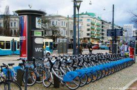 Tours en bici por la ciudad