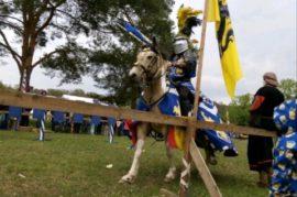 Recreación medieval