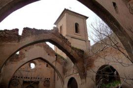 Restauración de la iglesia de San Luis