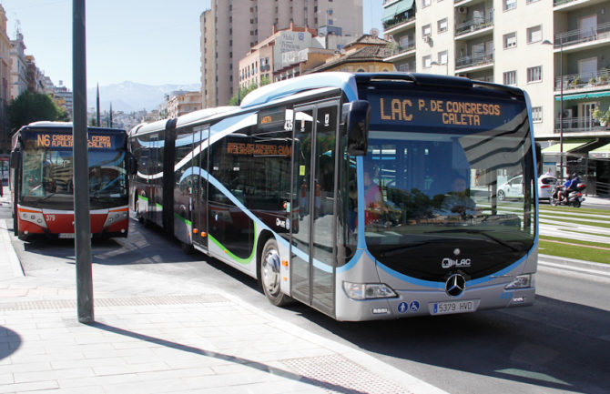App gratuita para reservar plaza en el autobús