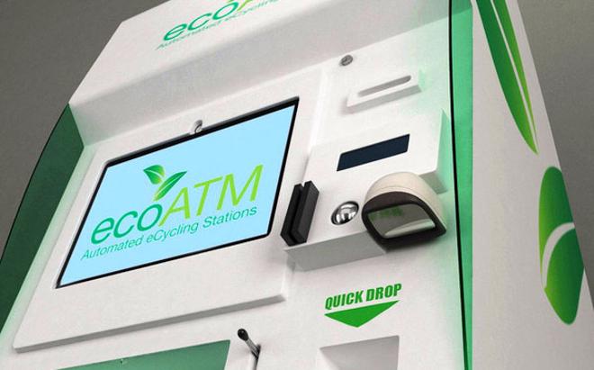 Máquinas que te pagan por reciclar