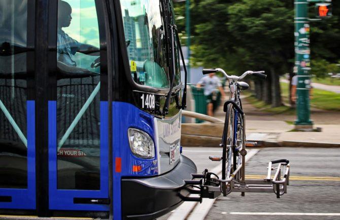 Fomentar la combinación bici + transporte público