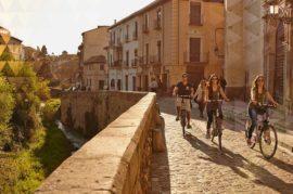 Tour en Bicicleta por Granada