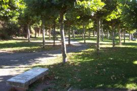 Más parques en Granada