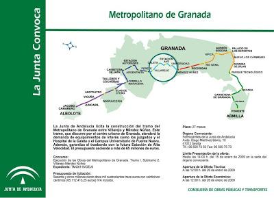 El Gran Metro de Granada