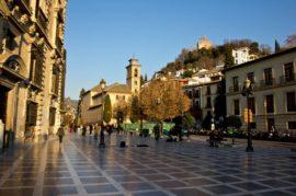 Gincana cultural por las plazas granadinas