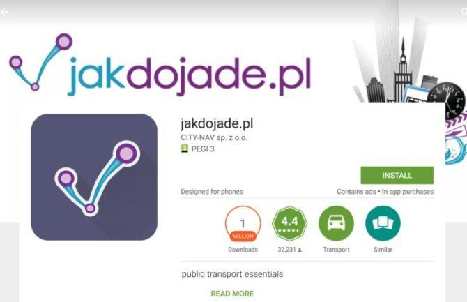 Nueva App para el transporte público