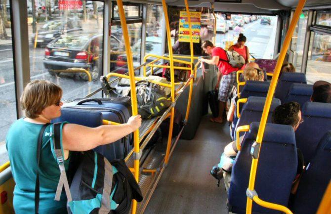Estabilidad en el bus