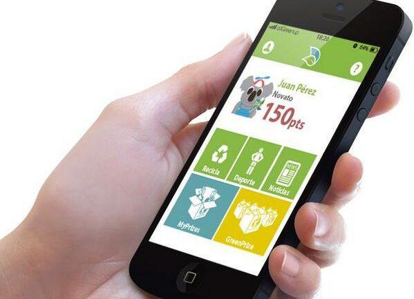 App de acciones sustentables