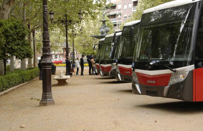 Wifi gratis en los autobuses