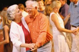 Ocio para personas mayores