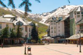 Mejorar la conexión entre Sierra Nevada y Granada capital