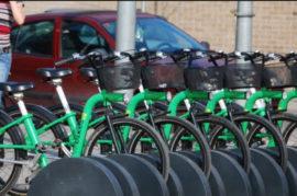 Aplicación para fomentar el uso de bicicletas por Granada.