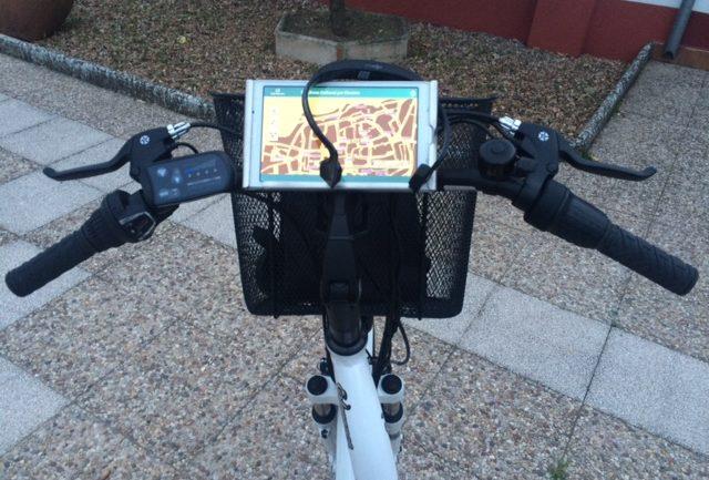 Bicicletas con audio-guías