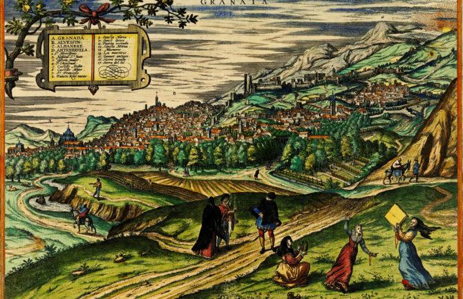 La Granada de los Personajes Históricos