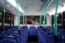 Respira en el bus