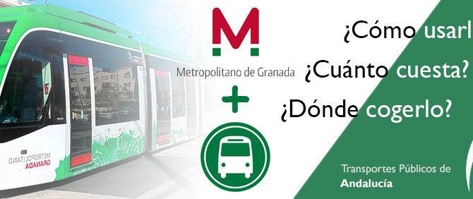Aplicación transporte por la ciudad de Granada.