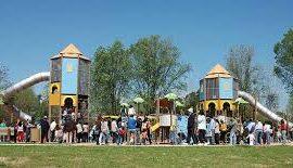 Una Ciudad de los Niños para el disfrute de familias.