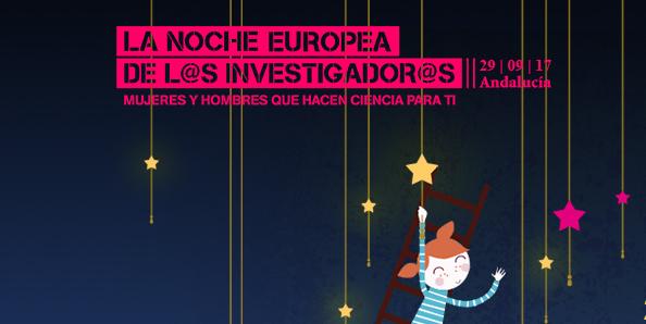 ¡Nos vemos en La Noche Europea de los Investigadores!