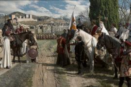 Siente a Granada en el siglo XV