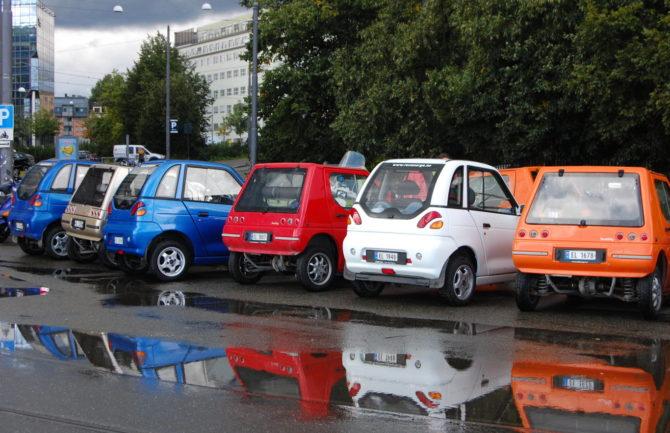 Adiós a los vehículos de gasolina y diesel