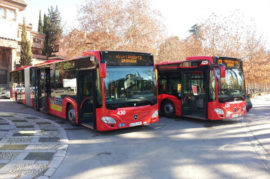 Aumento del número de autobuses de las líneas U2 y U3.