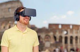 Realidad virtual en las agencias de viajes