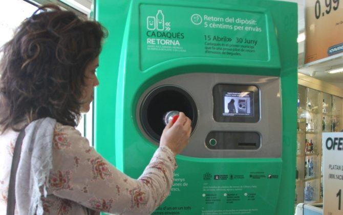 Sistema de Reciclaje.