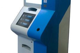 Máquina automática de fotocopias y servicios de copistería en las calles
