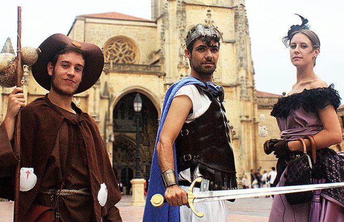 Visitas teatralizadas a los lugares más emblematicos de Granada